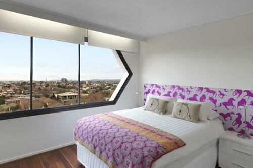 Panoramic Views Across The Bay, Port Phillip - St Kilda