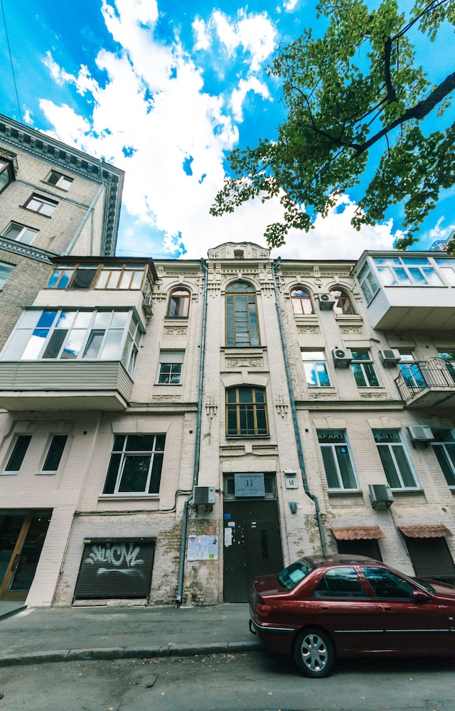 Гостевой дом на Бессарабской пл.