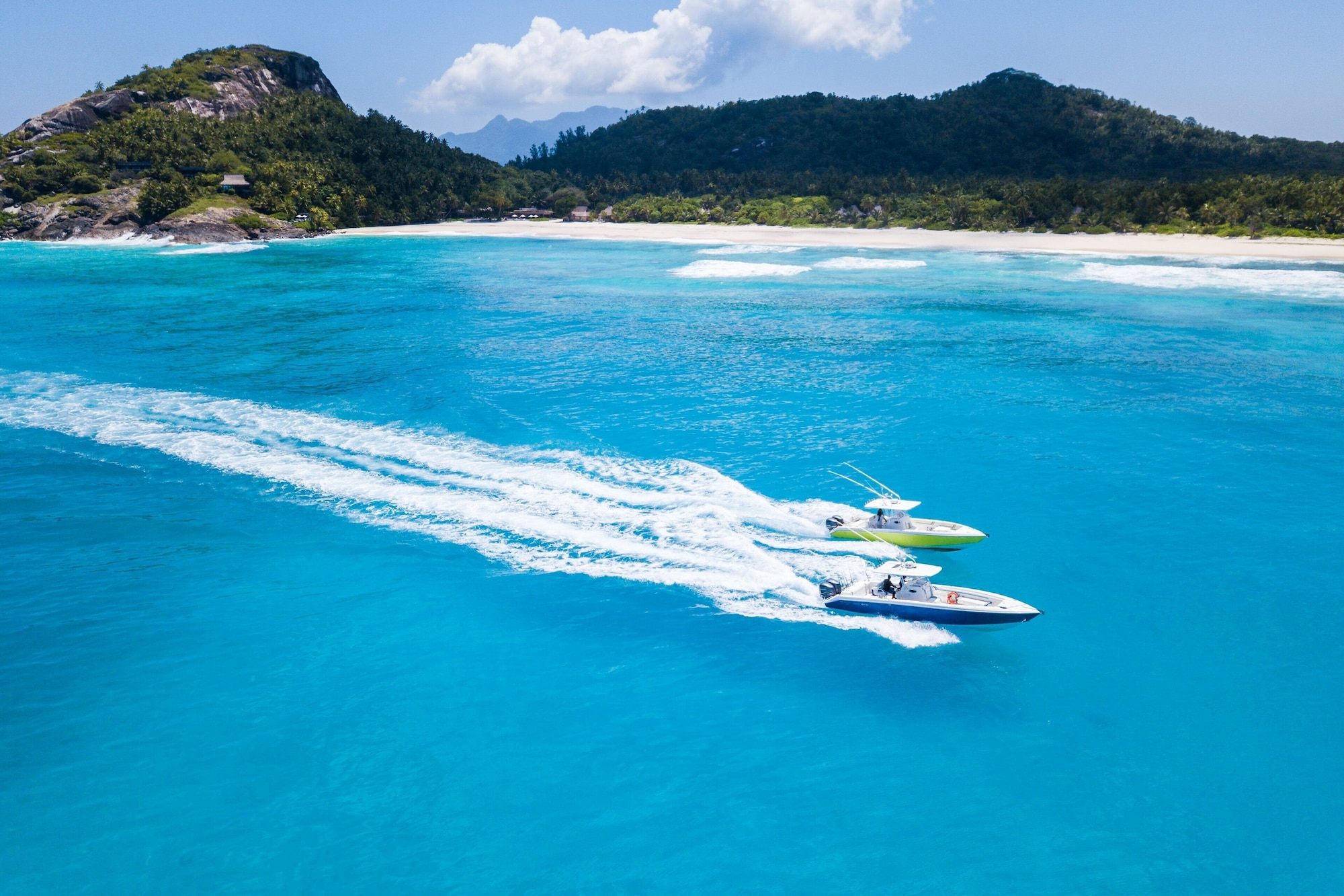 North Island, a Luxury Collection Resort, Seychelles,