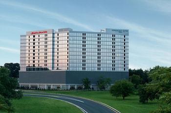 提內克格連波音特希爾頓欣庭飯店 Homewood Suites by Hilton Teaneck Glenpointe