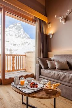 Suite, Mountain View (Alpine)