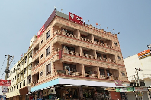 OYO 4816 Hotel Ganpati Plaza, Ajmer