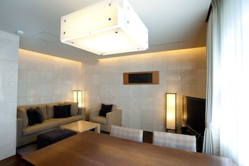 Luxury Suite Maisonette Twin