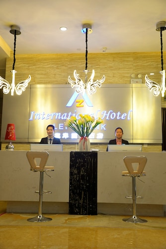 ZUO AN International Hotel, Luoyang