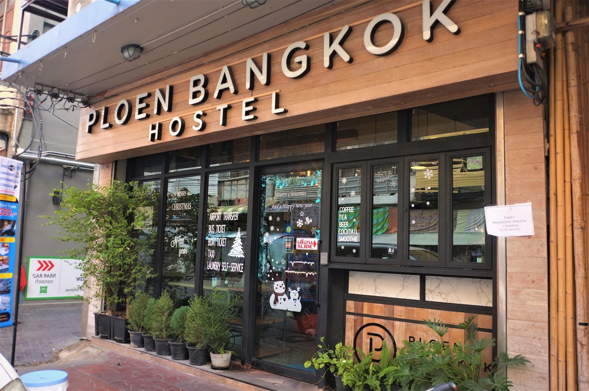 Ploen Bangkok Hostel Khaosan, Phra Nakhon
