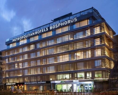 Metropolitan Hotels Bosphorus, Beyoğlu