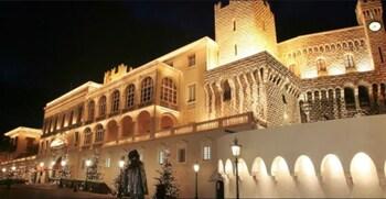 Monaco Balcony Palace