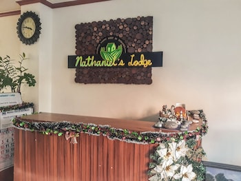 NATHANIEL'S LODGE Reception