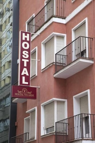 Hostal Velarde, Toledo