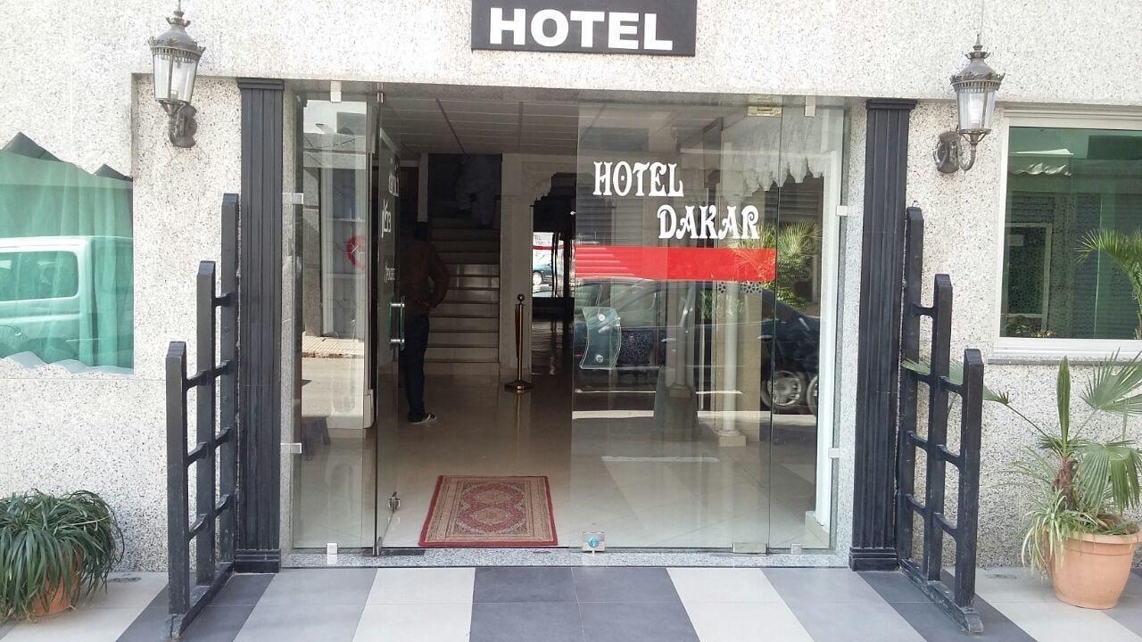 Hotel Dakar, Rabat