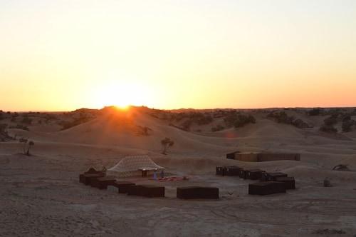 Erg Lihoudi Camp, Ouarzazate