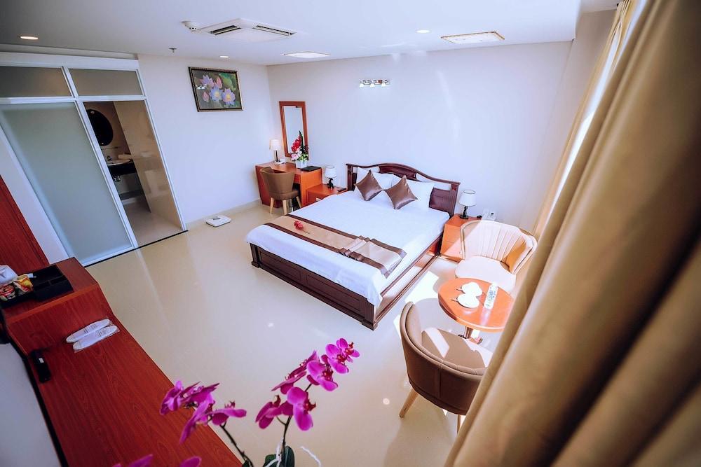 Phòng ngủ Victory Hotel