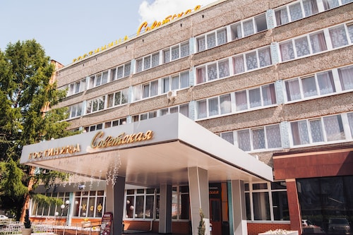 Sovetskaya Hotel, Kolomna