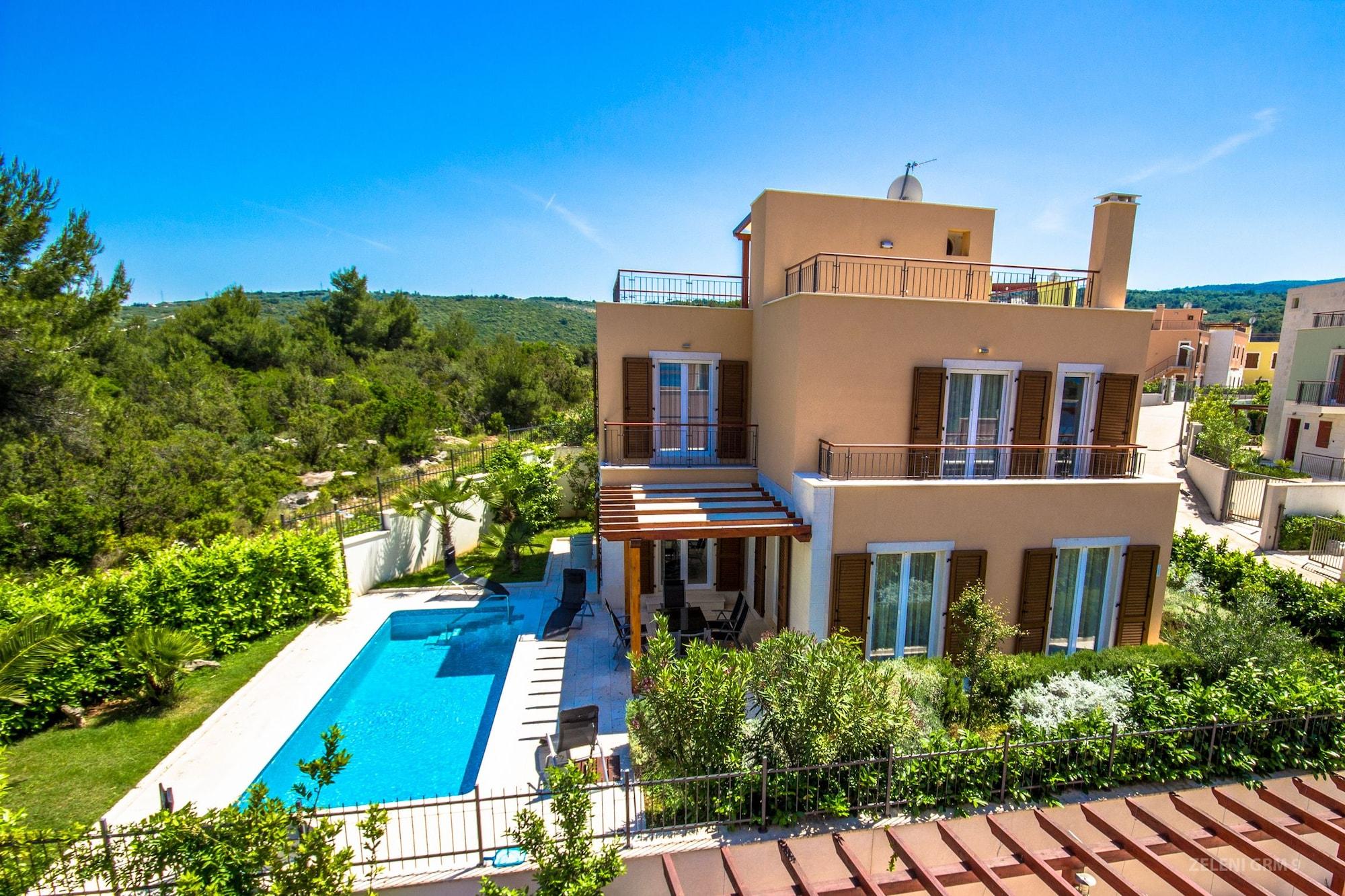 Villas Brac Hills, Supetar