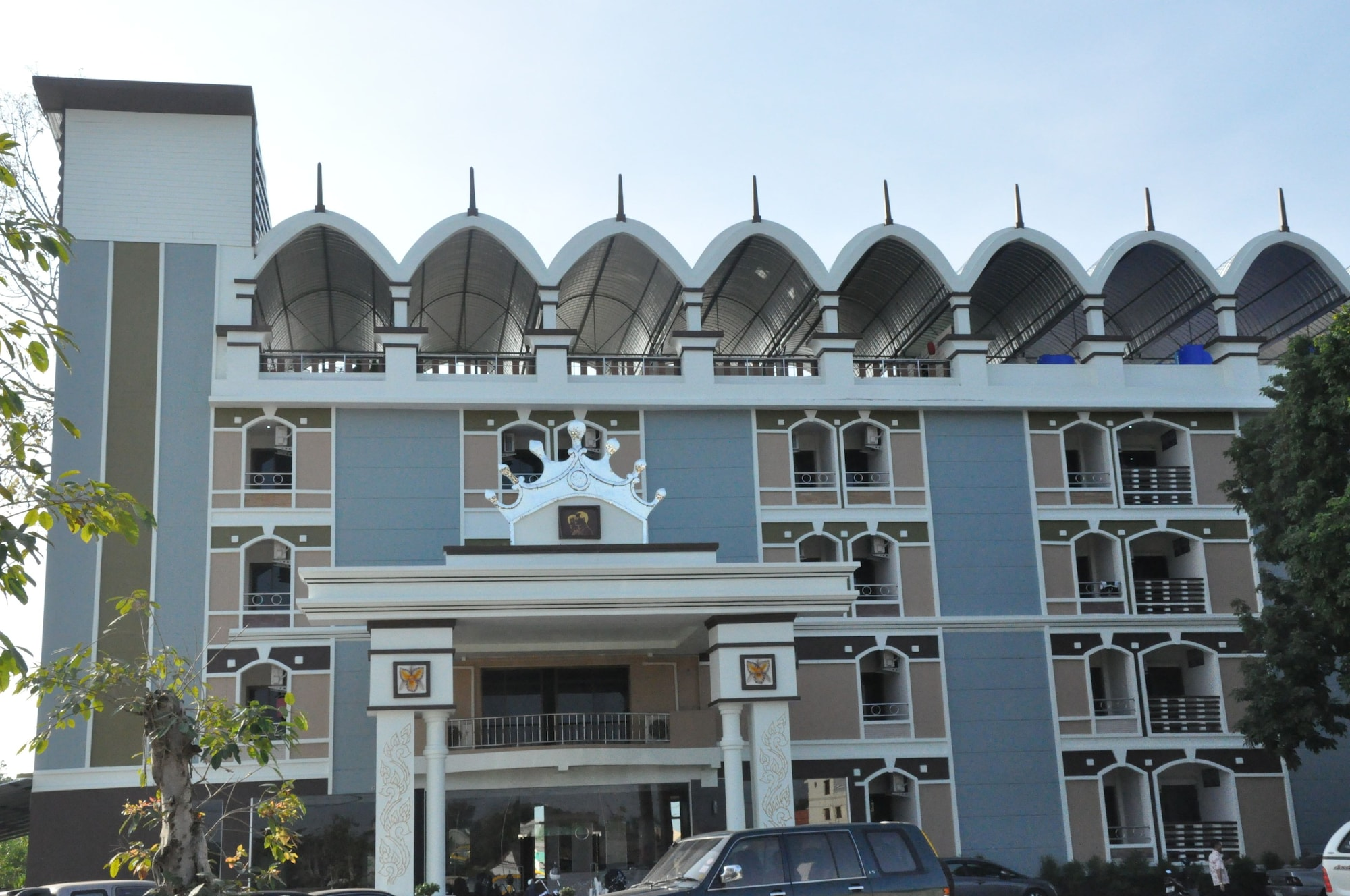 Queen Palace Hotel, Mae Sot