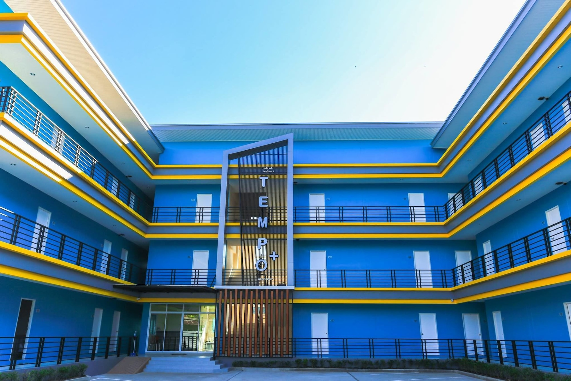 Tempo Plus Apartment Mae Sot, Mae Sot