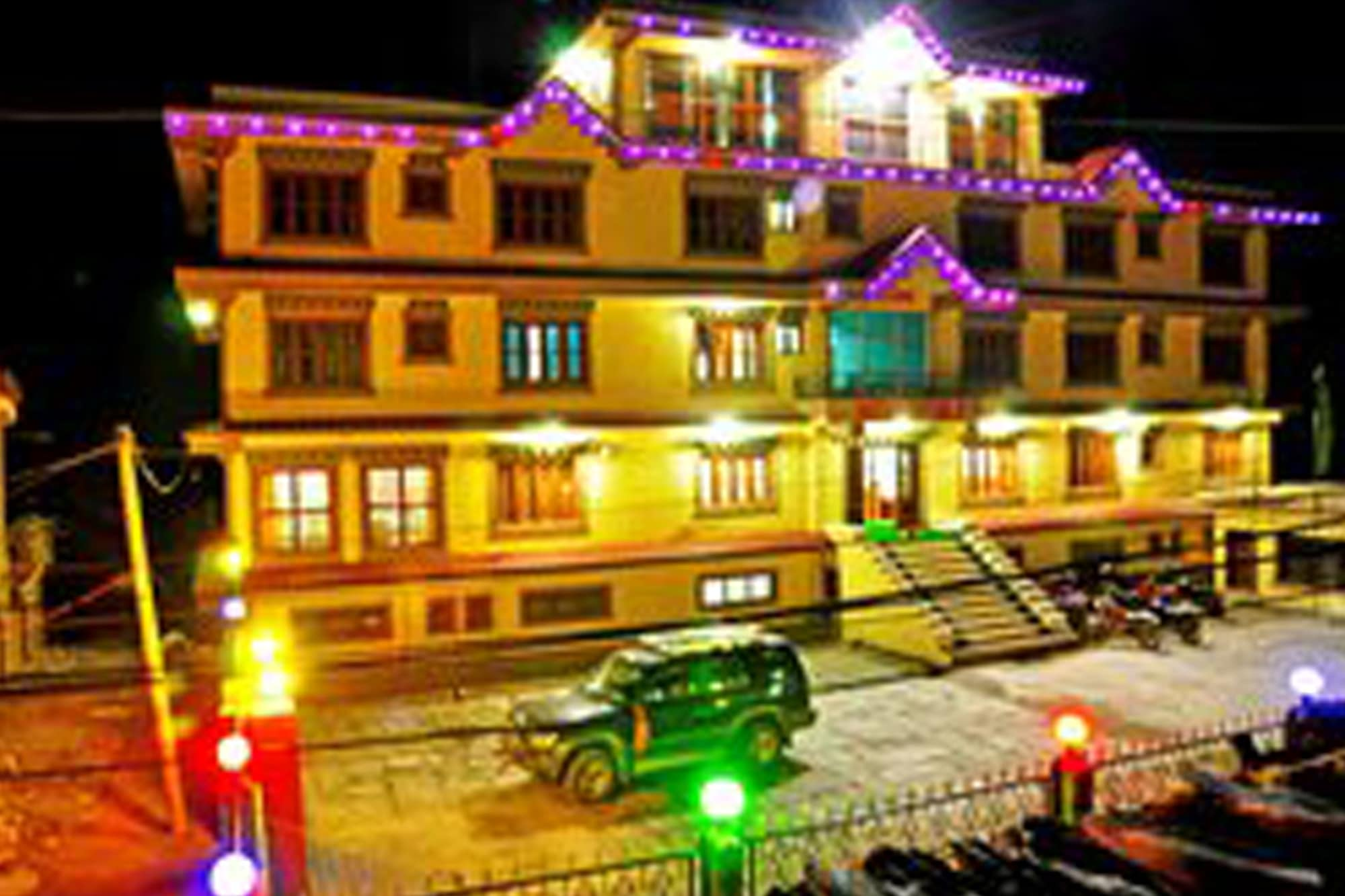 Hotel Pride and Spa, Dhaualagiri