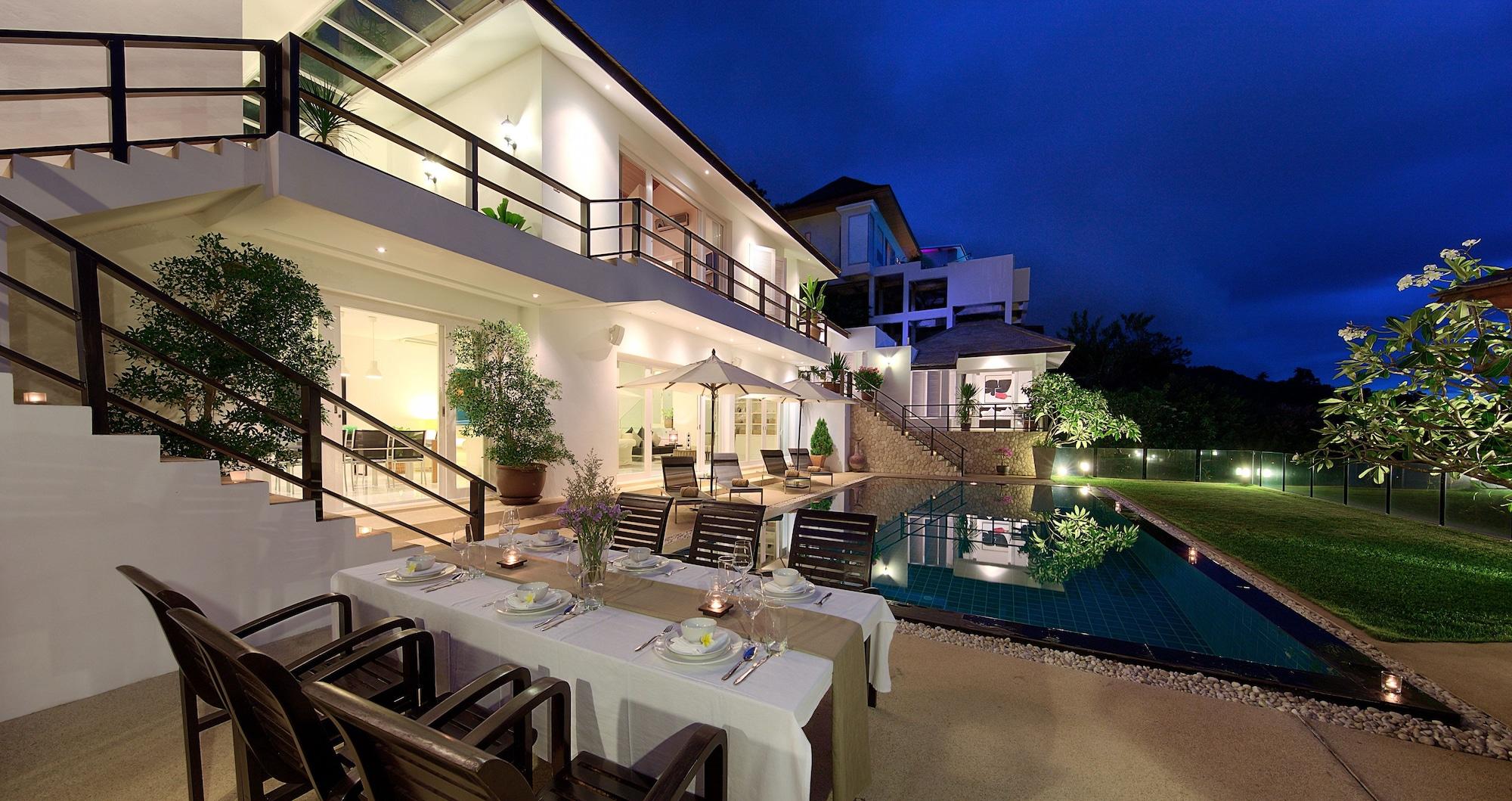Villa Mullion Cove, Ko Samui