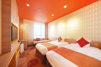 スーペリア ルーム|32㎡|ホテル ユニバーサル ポート ヴィータ
