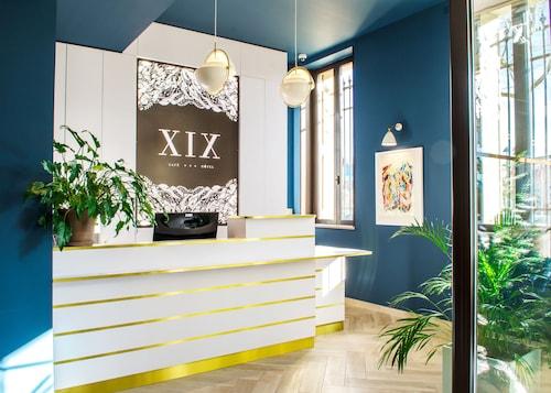 . Hôtel le XIX