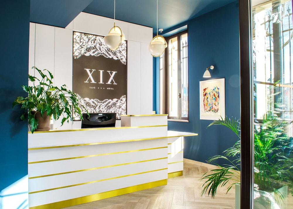 Hotel Hôtel le XIX