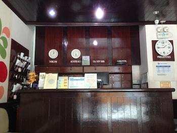 SUN MOON POOLSIDE HOTEL Reception