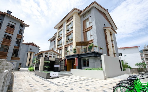 Yipu.Shan Zhi Ge Hotel, Guilin