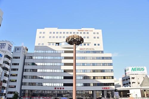 . TAKASAKI URBAN HOTEL