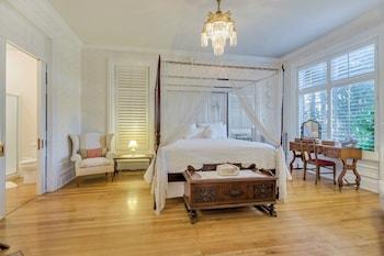 Ellerbeck Mansion Bed & Breakfast - Winter Dreams Room.