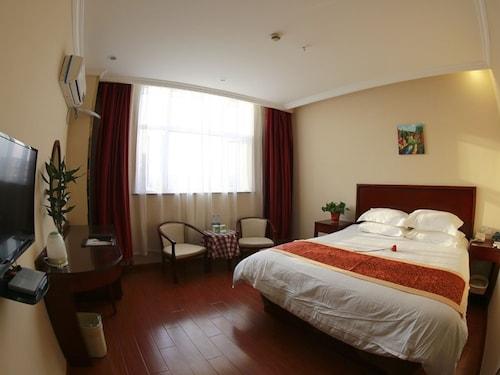 GreenTree Inn Huaian North Chengde Road Sakura Park Phoenix Palace Hot, Huai'an