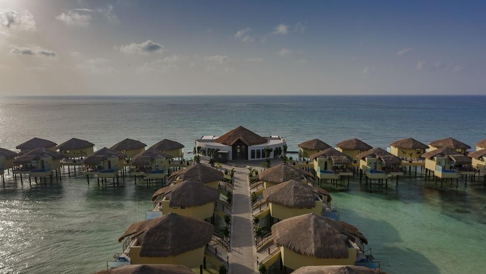 Palafitos Overwater Bungalows Gourmet All Inclusive At El
