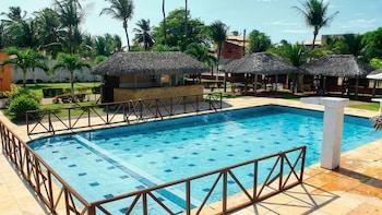 卡姆布庫布拉希爾旅館 Pousada Brasil Cumbuco