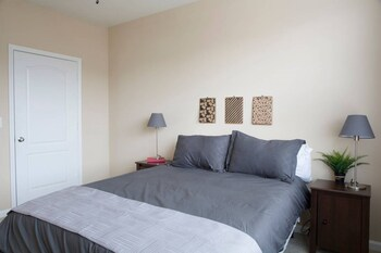 Spacious 2BR Apt in South End