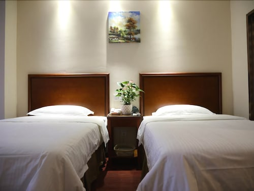 Greentree Inn Bozhou Tangwang Avenue Shall Hotel, Bozhou