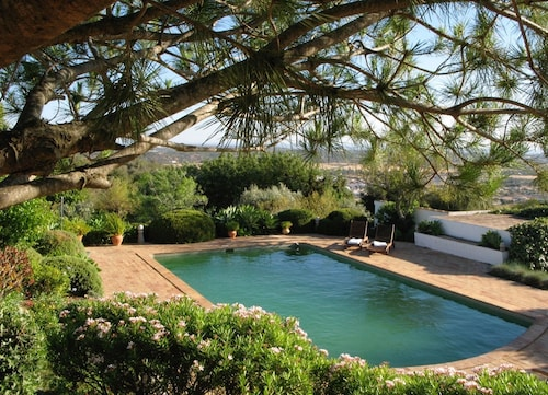 Villa With 3 Bedrooms in Tunes, With Wonderful sea View, Private Pool,, Silves