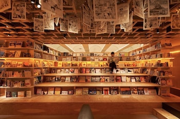 BOOK AND BED TOKYO 新宿
