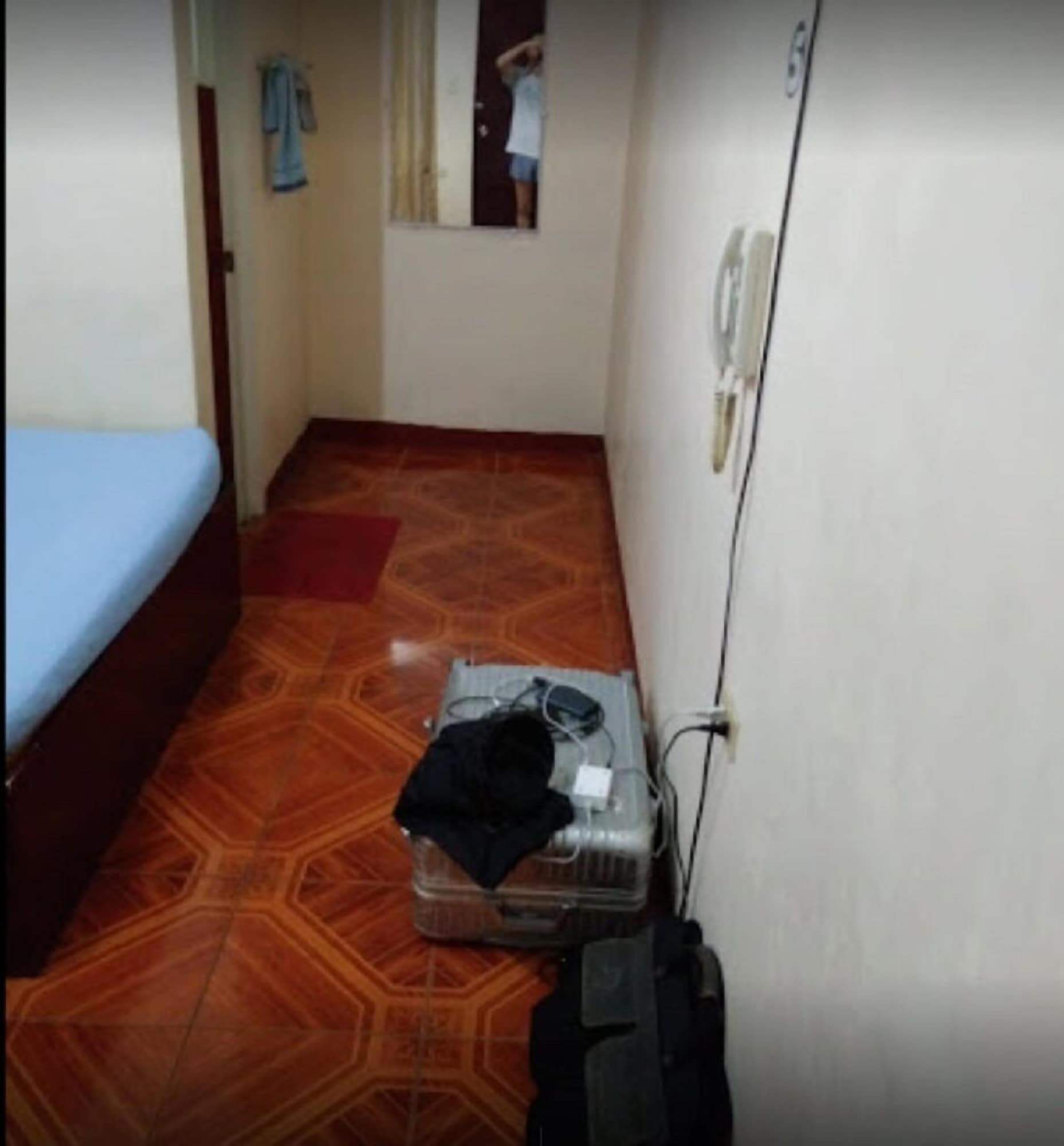 Enriquez Pension House, Limay