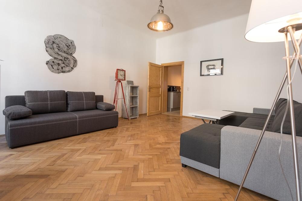 Vintage Apartments Naschmarkt