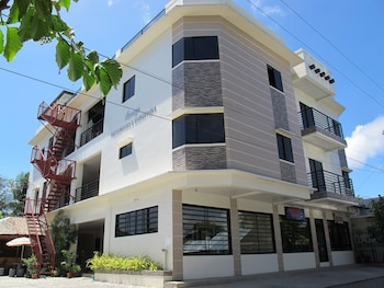 SPACIOUS PRIVATE APARTMENT AT LAORENZA RESIDENCES Front of Property