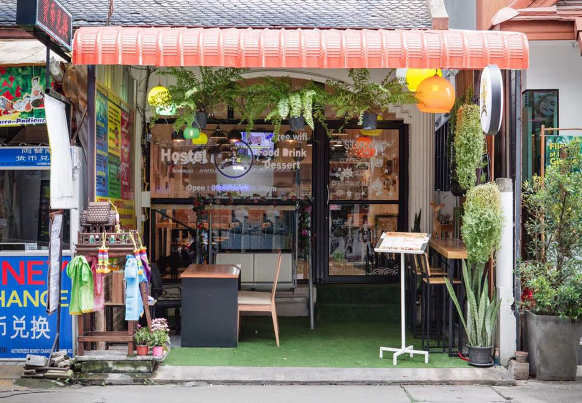 Starnong Café & Hostel, Muang Chiang Mai