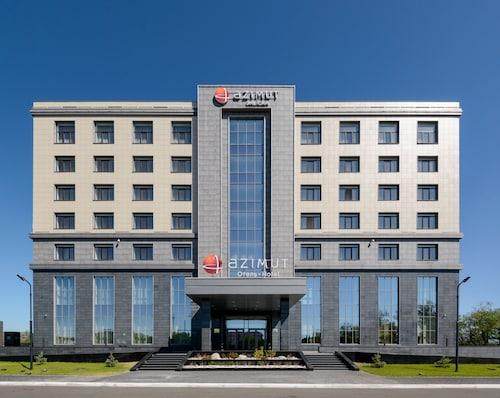 . Azimut Hotel Kyzyl