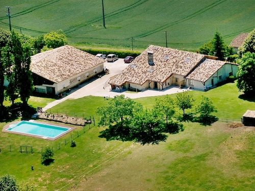 House With 3 Bedrooms in Agnac, With Pool Access and Enclosed Garden, Lot-et-Garonne