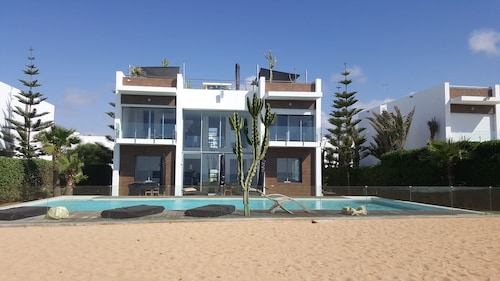 House With 4 Bedrooms in Bouznika, With Private Pool, Enclosed Garden, Ben Slimane