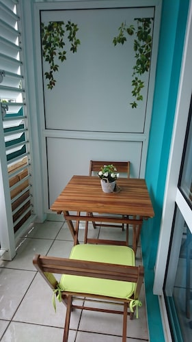 Apartment With one Bedroom in Le Gosier, With Furnished Balcony and Wi, Le Gosier