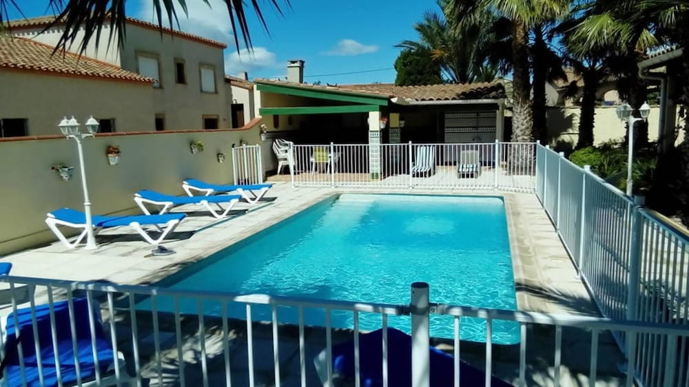 Villa With 3 Bedrooms in Pia, With Private Pool, Enclosed Garden and Wifi - 11 km From the Beach