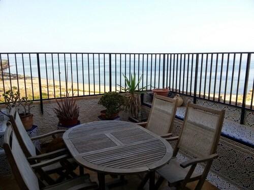 Apartment With 3 Bedrooms in La Manga del Mar Menor, Murcia, With Wond, Murcia