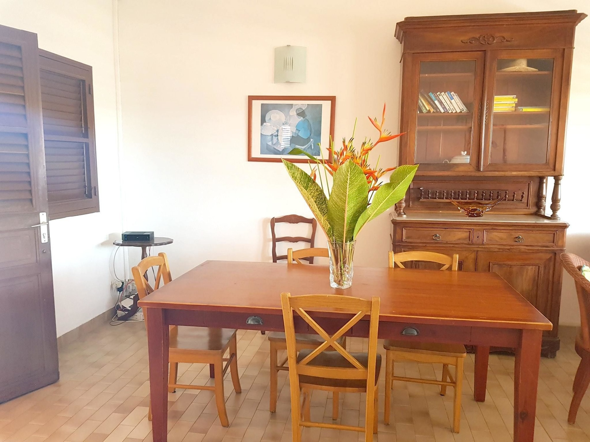 Apartment With 2 Bedrooms in Sainte Luce, With Wonderful City View, Furnished Terrace and Wifi - 150 m From the Beach, Basse-Pointe
