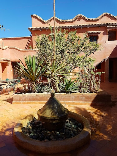 Villa With 5 Bedrooms in Taroudant, With Private Pool, Terrace and Wif, Taroudannt