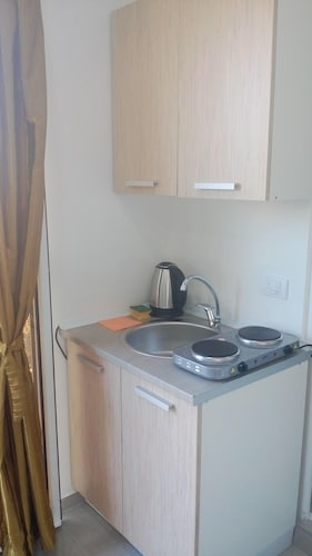Studio in Ulcinj, With Wonderful sea View and Wifi - 100 m From the Be,