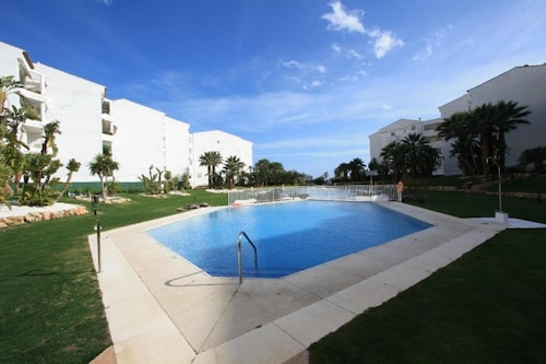 Apartment With 2 Bedrooms in Marbella, With Pool Access, Furnished Ter, Málaga